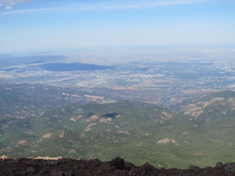 Colorado Springs Colorado El Paso County Towns In Co