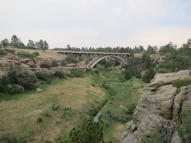 Castlewood Canyon State Park Franktown Colorado State