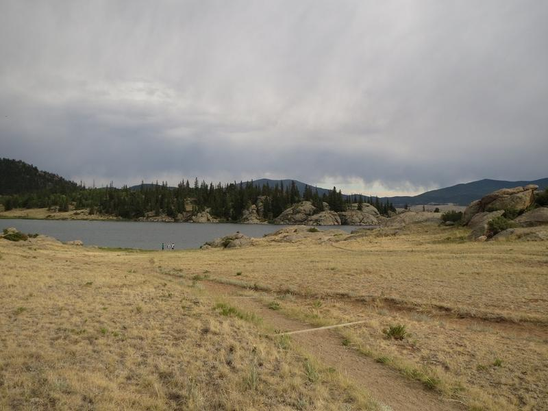 Eleven mile state park lake george colorado state parks for Eleven mile canyon fishing report