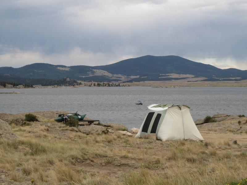 Eleven Mile State Park - Lake George | Colorado State Parks Eleven Mile State Park Backcountry Campground