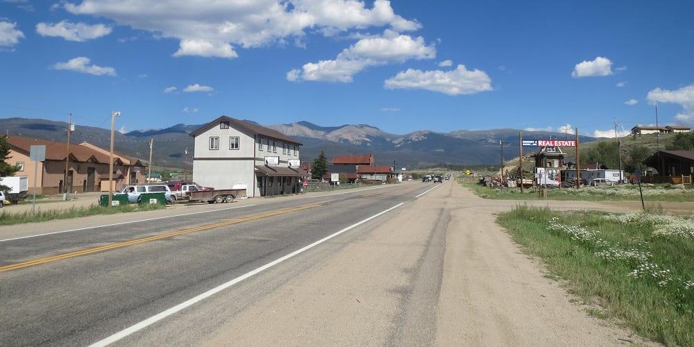 Tabernash Colorado