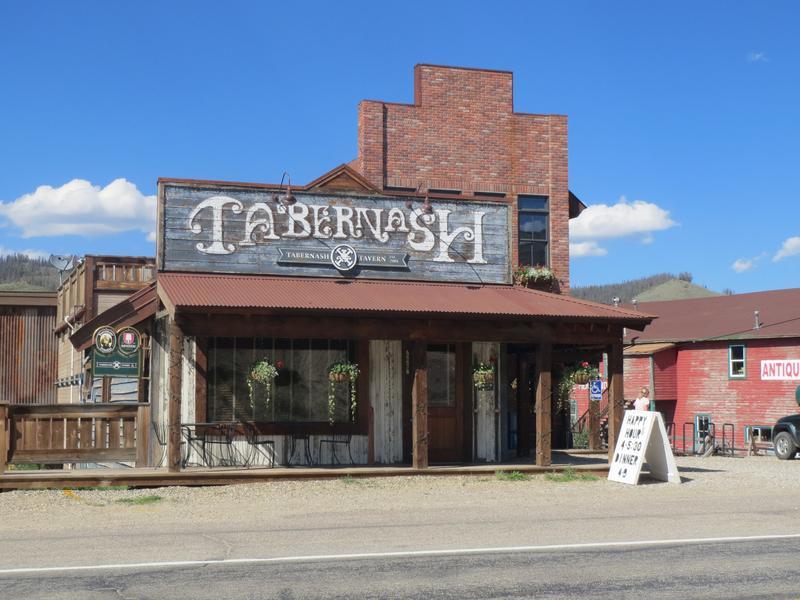 Tabernash Tavern CO