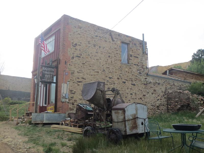Nevadaville Colorado Ghost Towns Gilpin County Ghost