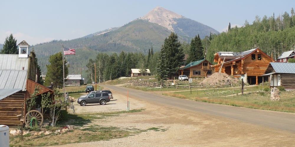 Hahns Peak Colorado