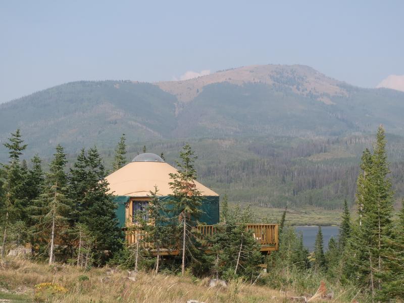 Pearl Lake State Park Yurt