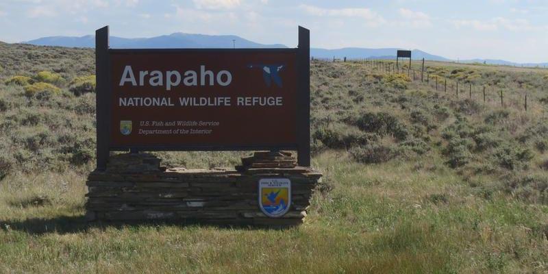 Arapaho National Wildlife Refuge