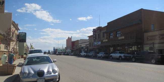 Walden Colorado Jackson County Towns In Co