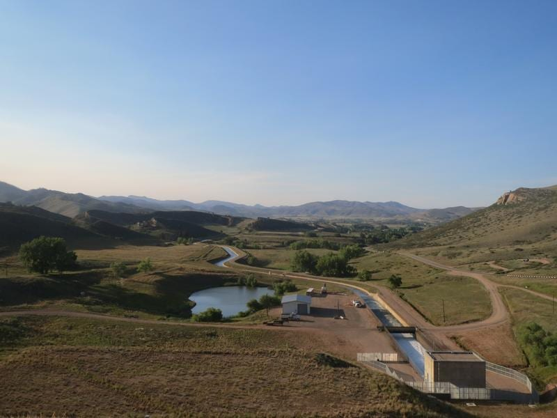 Horsetooth reservoir fort collins colorado city and for Cabin rentals near fort collins colorado