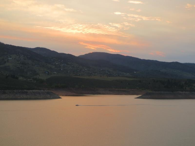 horsetooth reservoir  u2013 fort collins  co