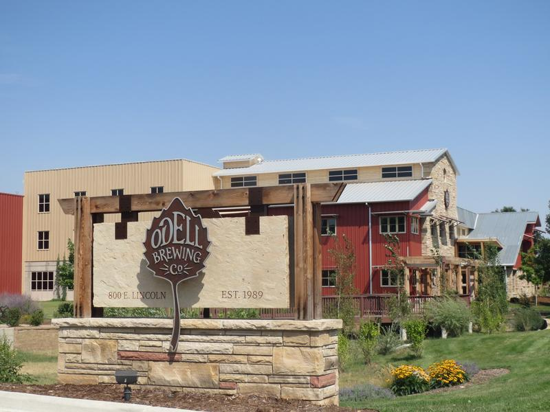 New Belgium Brewery Tour Fort Collins