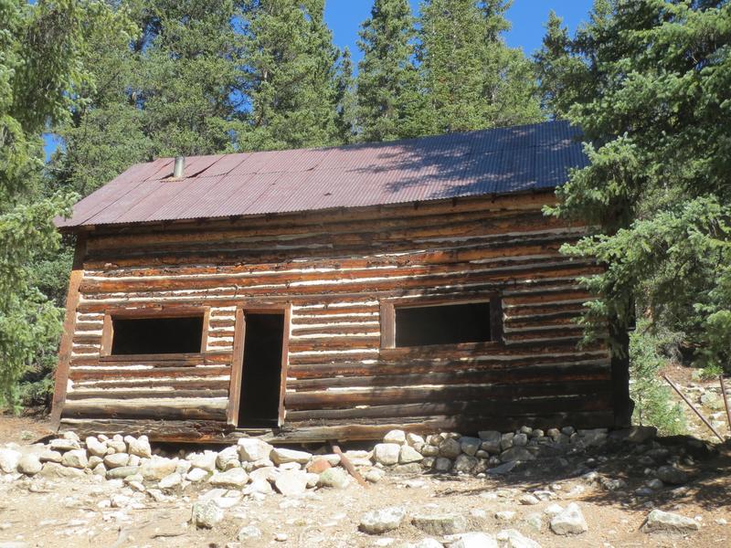 Hancock ghost town colorado ghost towns for St elmo colorado cabins