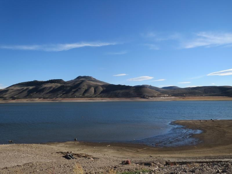 Curecanti blue mesa reservoir crawford co boating for Blue mesa reservoir fishing