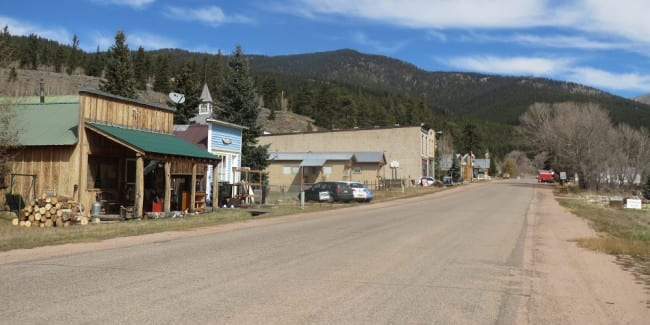 Pitkin Colorado Gunnison County Towns In Co
