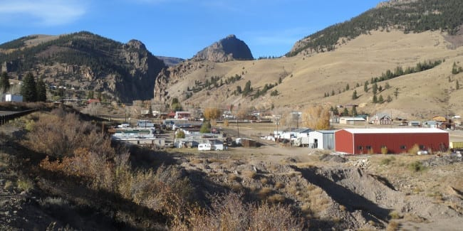 Creede Colorado Overlook