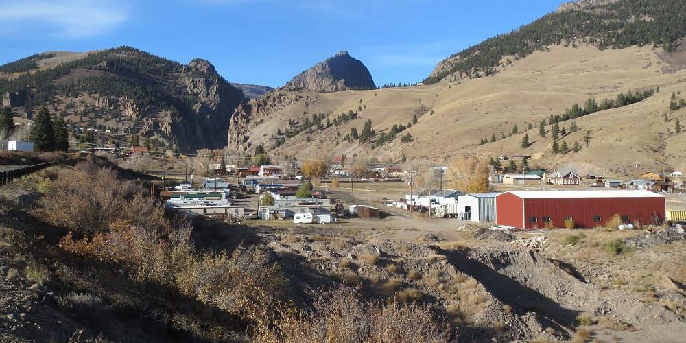 Creede Colorado Overlook