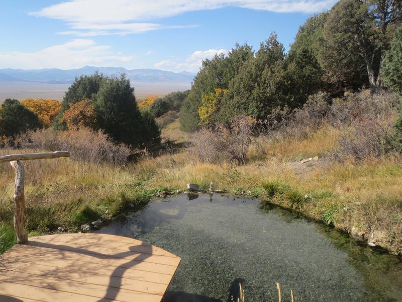 Valley View Hot Springs Villa Grove Colorado Hot Springs