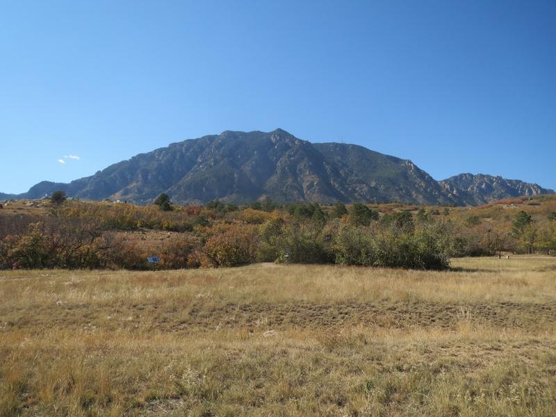 Cheyenne Mountain State Park Colorado Springs Colorado