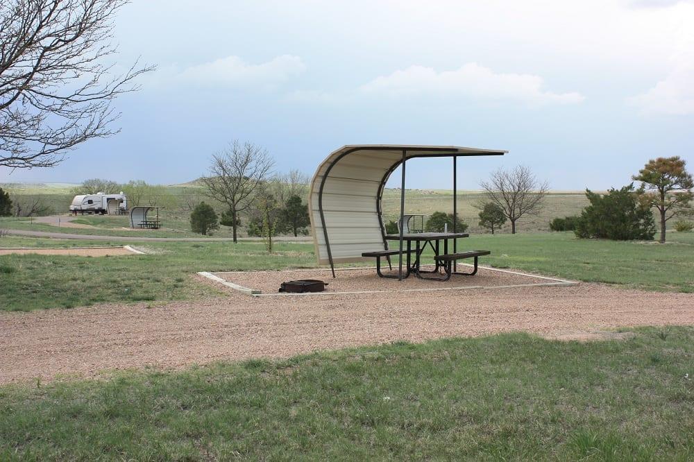 North Sterling State Park Elks Campground