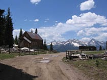 Alta CO Ghost Town