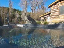 Antero Hot Springs Cabins