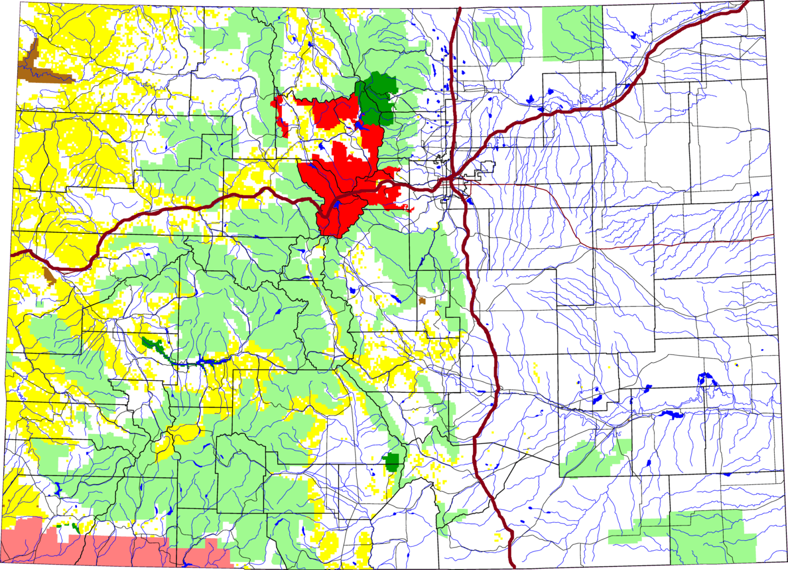 shawnee national forest trail map pdf