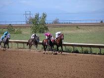 Arapaho Park Horse Track