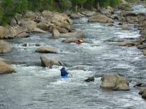 Arkansas Headwaters State Park
