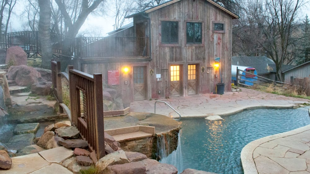 Avalanche Ranch Hot Springs Colorado