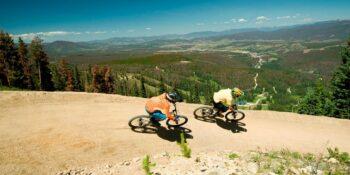 Trestle Bike Park Winter Park CO