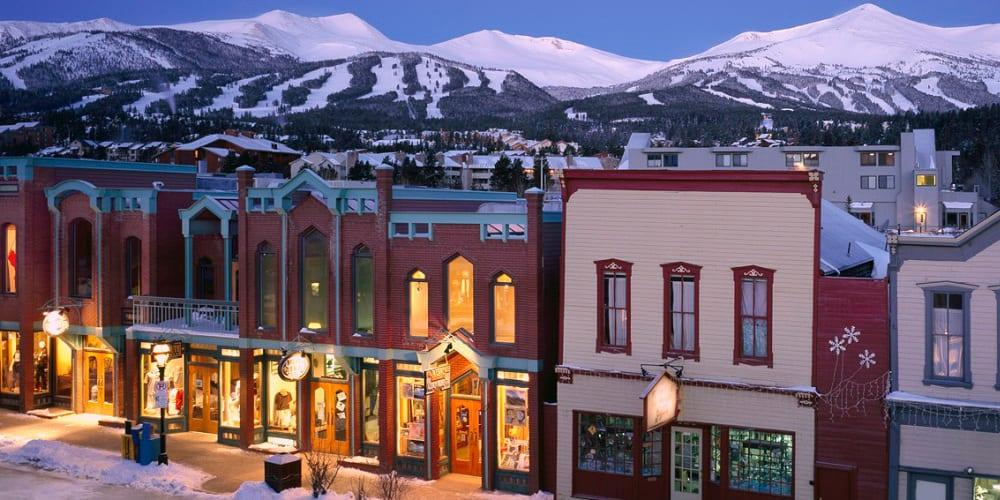 Breckenridge, Colorado | Summit County Towns in CO