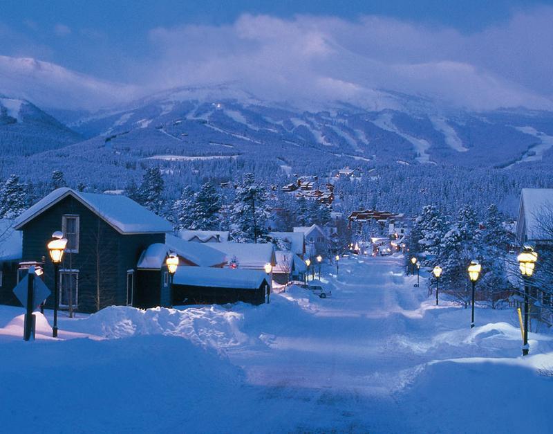 Breckenridge ski resort colorado ski areas for Ski cabins in colorado