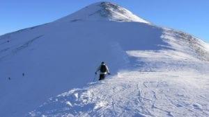 Breckenridge Ski Resort Bowl Skiing Colorado