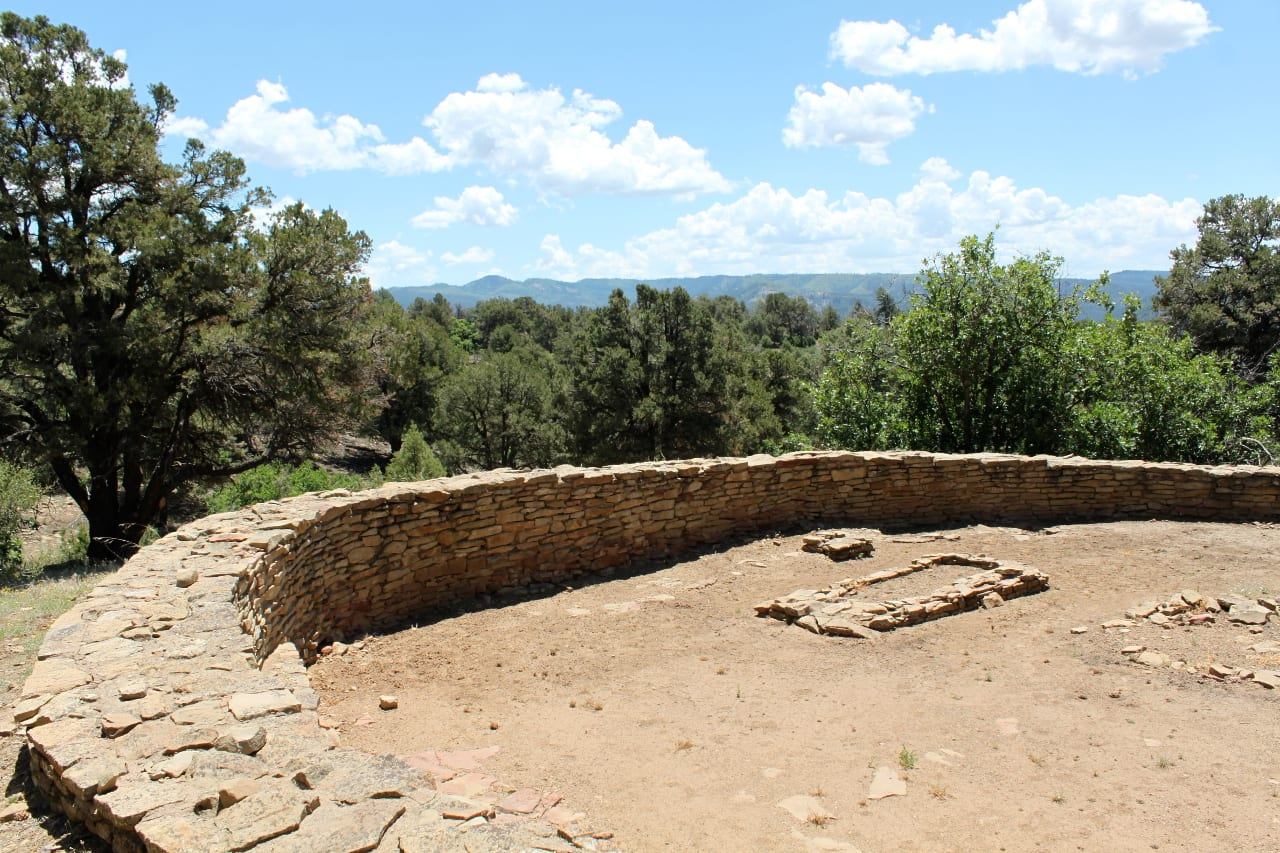 Chimney Rock National Monument Great Kiva