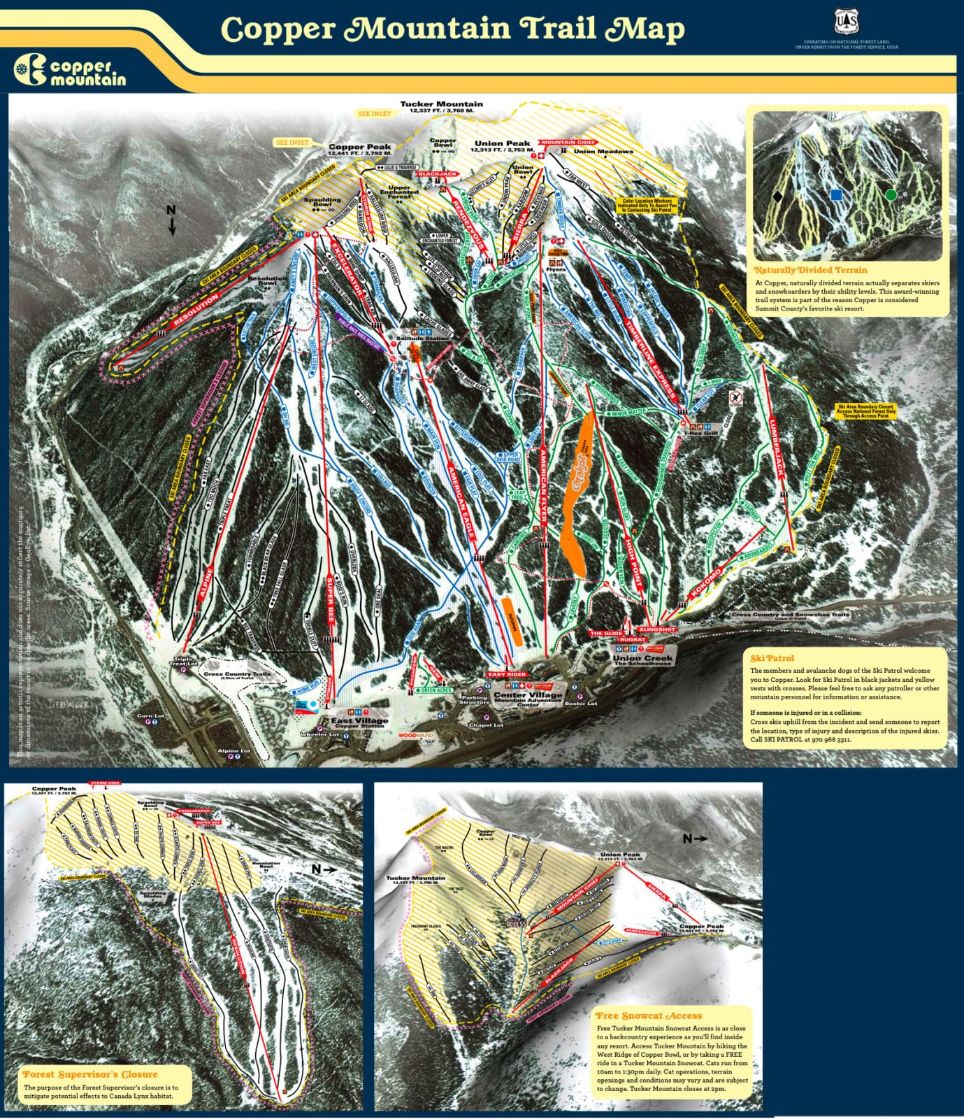 eagle creek trail map with Copper Mountain Ski Resort on Resort Layout additionally Eagle Rock Loop moreover Eagle And Symphony Lakes further Lakemaps also McGee 20Creek.
