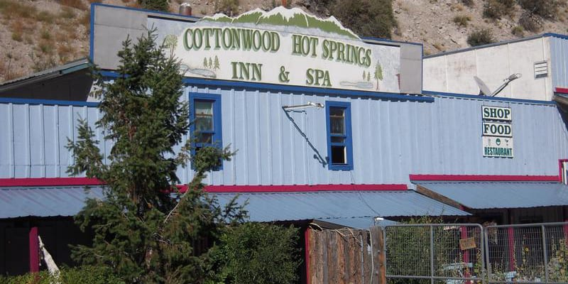 Cottonwood Hot Springs