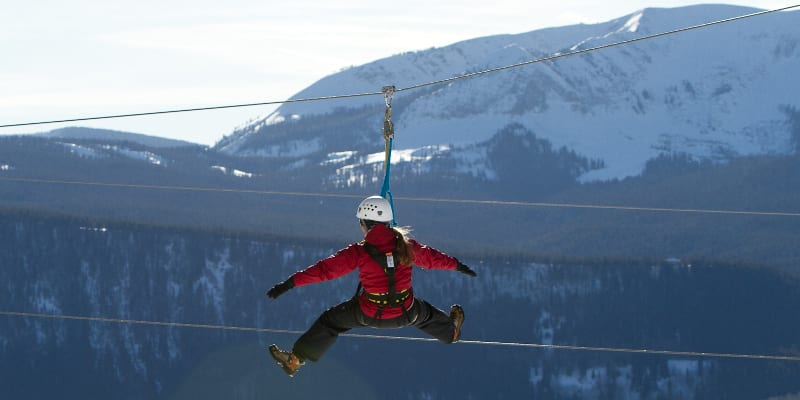 Crested Butte Zip Line