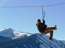 Crested Butte Zipline