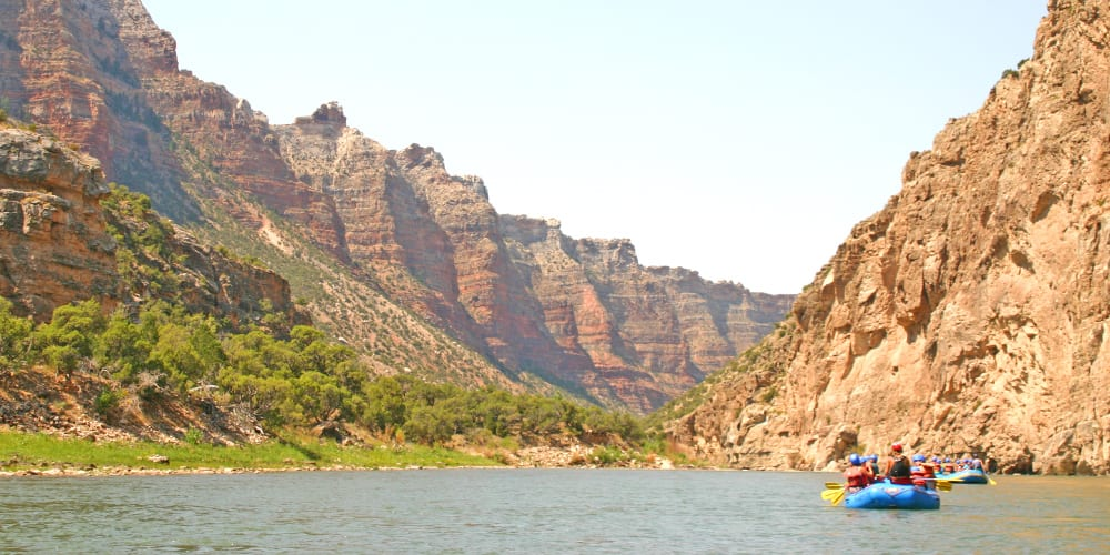 Dinosaur National Monument Green River