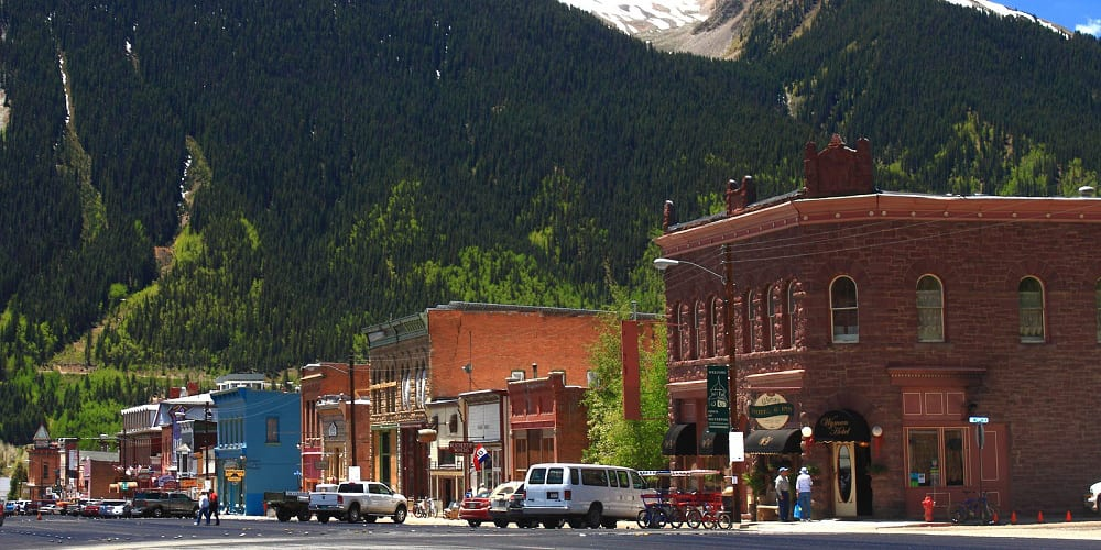 Silverton colorado towns for Best mountain towns to live and work