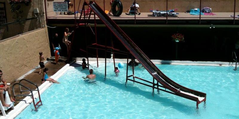 Eldorado Springs Pool