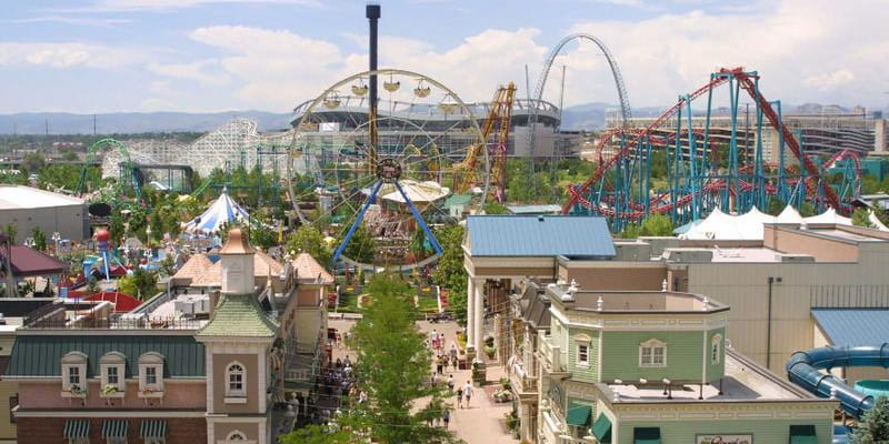Elitch Gardens Theme Park