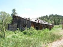 Homestead Meadows Ghost Town