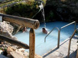 Hot Sulphur Springs Resort Ute Pool