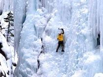 Colorado Ice Climbing