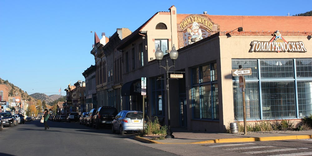 Good Mexican Food In Downtown Colorado Springs