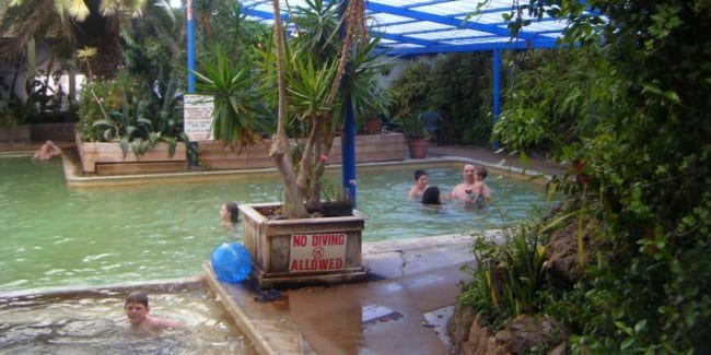 Indian Hot Springs