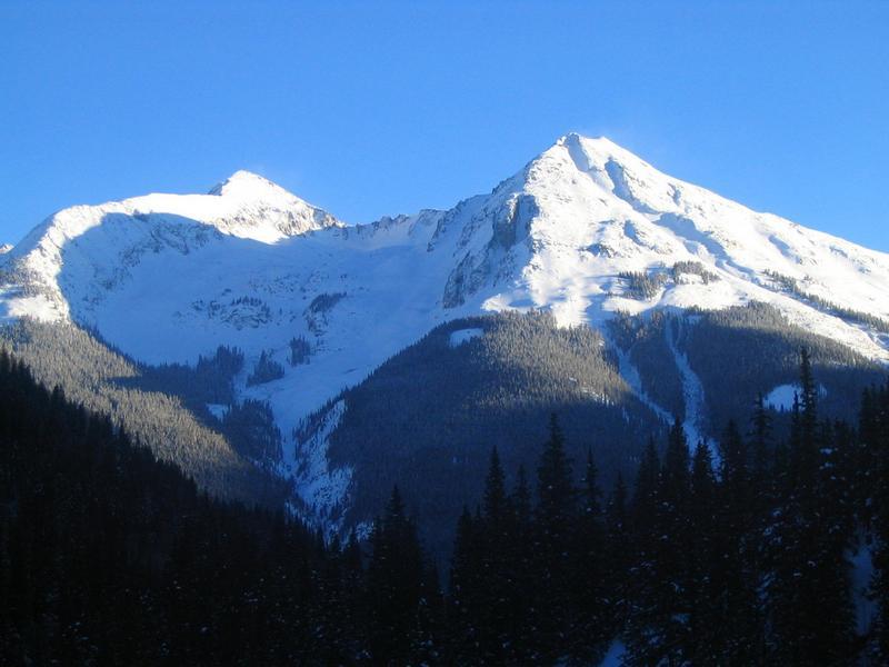 Kendall Mountain Recreation Area Ski Area In Silverton Co