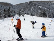 Lake City Ski Hill