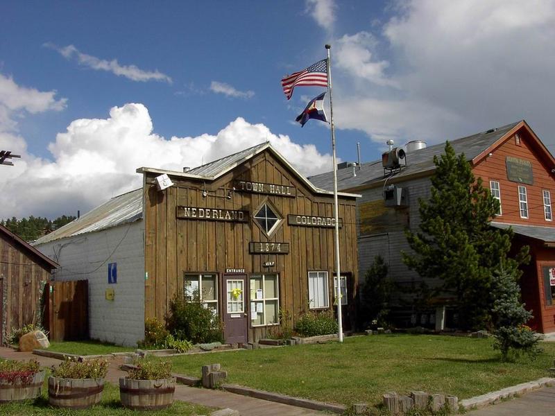 Nederland Colorado Boulder County Towns In Co