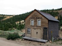 Nevadaville Ghost Town